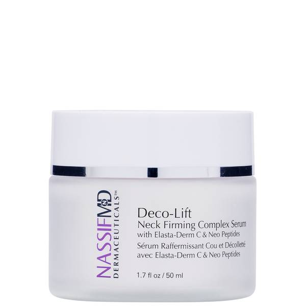 NassifMD Dermaceuticals Deco-Lift Neck Firming and Lifting Complex Serum 50ml