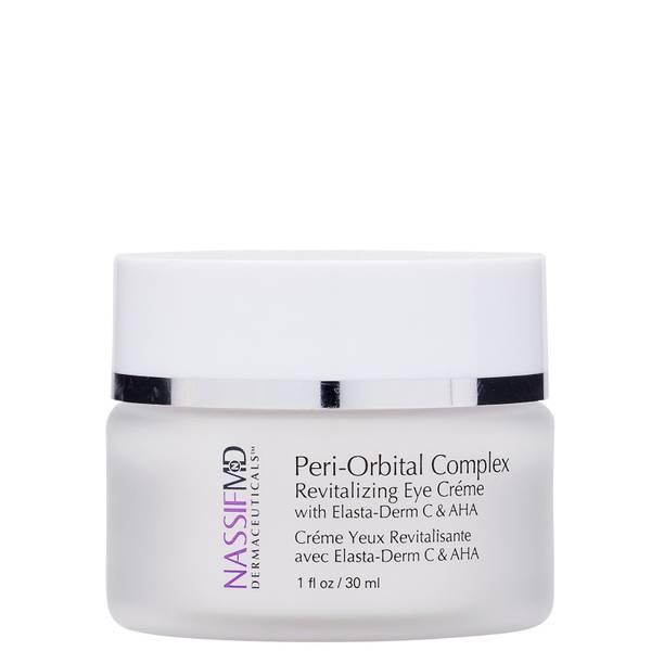 NassifMD Dermaceuticals Peri-Orbital Eye Complex Revitalising and Regenerating Eye Cream 30ml