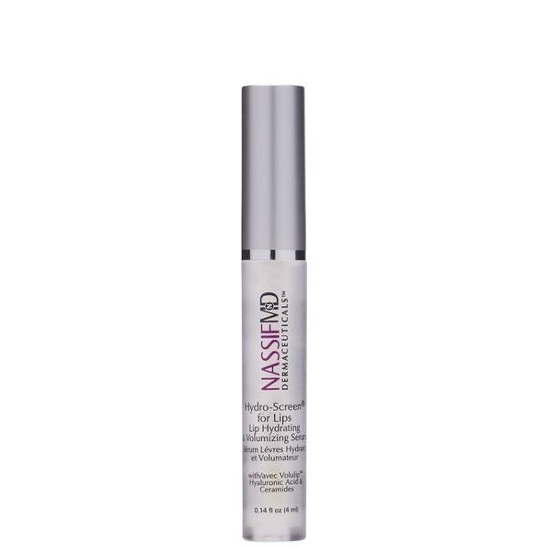 NassifMD Dermaceuticals Hydro-Screen for Lips - Vanilla and Mint 4ml