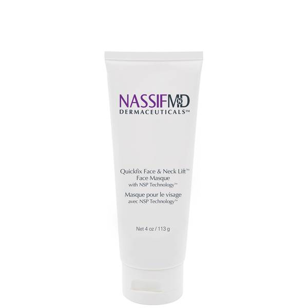NassifMD Dermaceuticals Quickfix Face and Neck Lift Peel Off Masque 113g