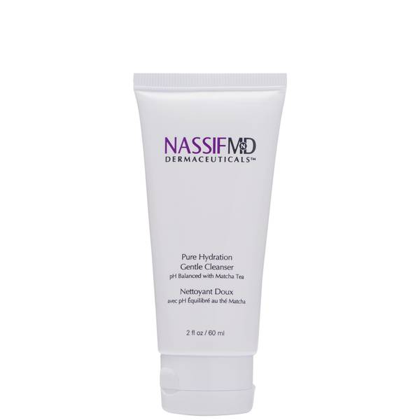 NassifMD Dermaceuticals Pure Hydration Facial Cleanser 60ml