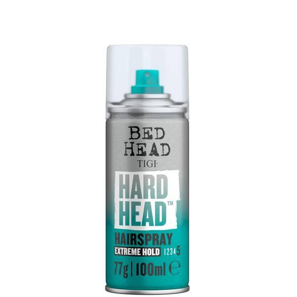TIGI Bed Head Hard Head Hairspray for Extra Strong Hold Travel Size 100ml