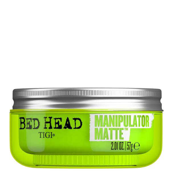 TIGI Bed Head Manipulator Matte Hair Wax Paste with Strong Hold 57g