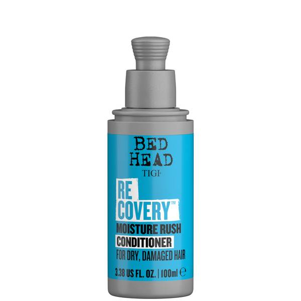 TIGI Bed Head Recovery Moisturising Conditioner for Dry Hair Travel Size 100ml