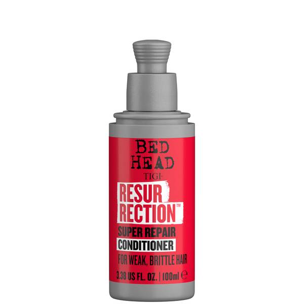 TIGI Bed Head Resurrection Repair Conditioner for Damaged Hair Travel Size 100ml