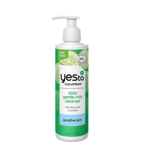 yes to Cucumbers Gentle Milk Cleanser 177ml
