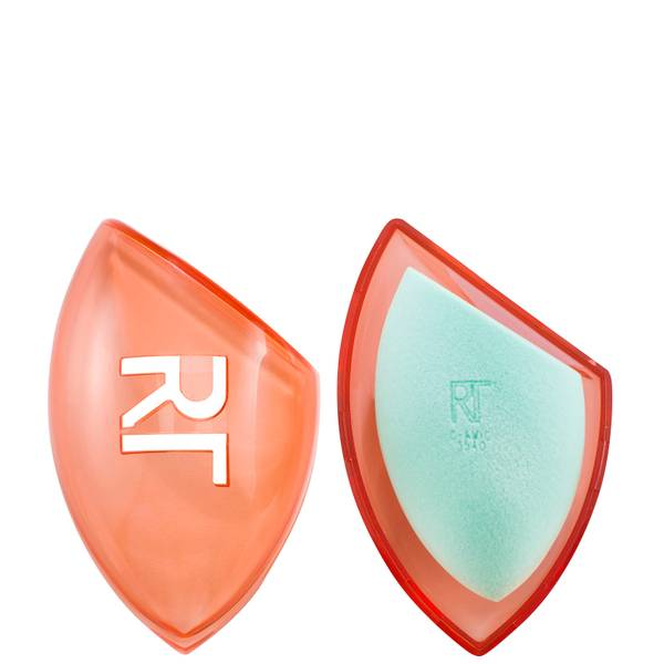 Real Techniques Summer Haze Miracle Powder Sponge and Case