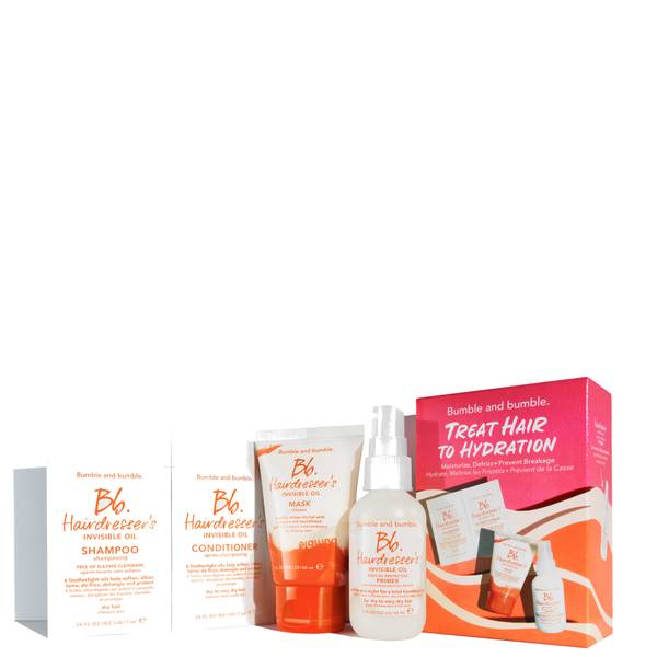 Bumble and bumble Treat Hair Hydration Set