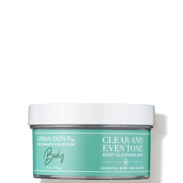 Urban Skin Rx Clear and Even Tone Body Cleansing Bar 5 oz.