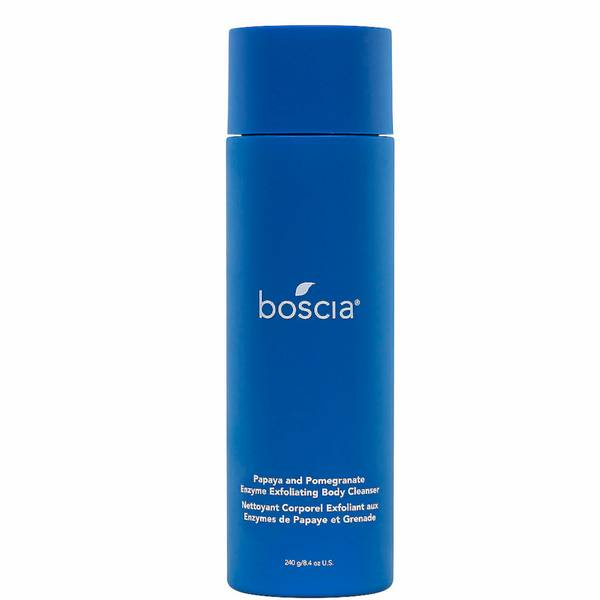 boscia Papaya and Pomegranate Enzyme Exfoliating Body Cleanser 8.4 fl. oz.