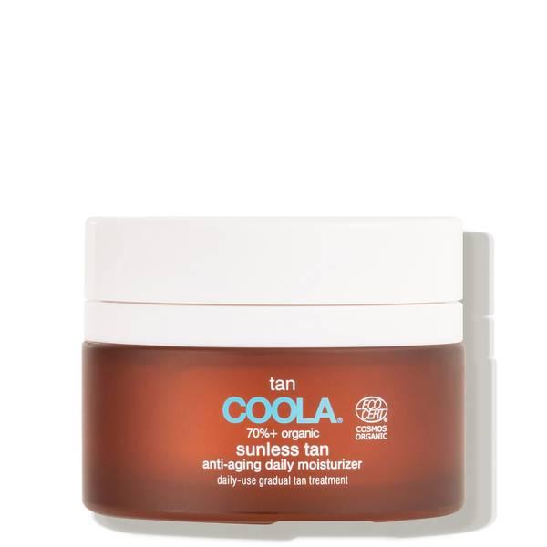 COOLA Organic Sunless Tan AntiAging Daily Moisturizer 1.5 oz.