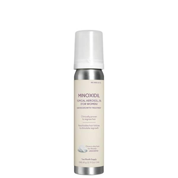 VIRTUE Flourish Minoxidil Foam 5 For Women 2.11 oz.