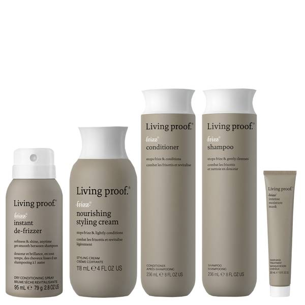 Living Proof Dermstore Exclusive Frizz-Free Kit 5 piece - $106 Value