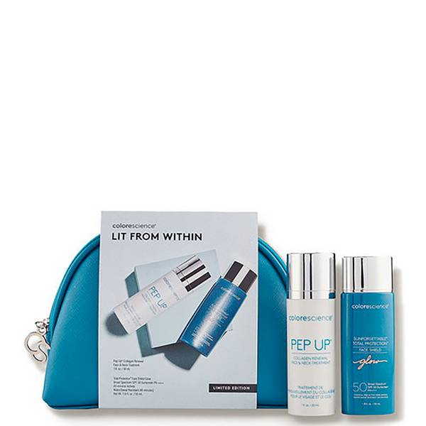 Colorescience Dermstore Exclusive Lit From Within Set 2 piece - $223 Value