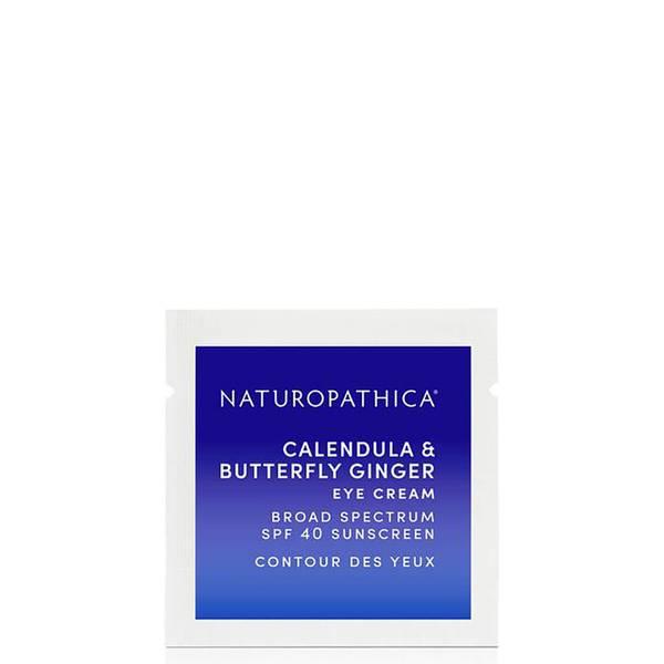 Naturopathica Calendula Butterfly Ginger Eye Cream Broad Spectrum SPF 40 Sunscreen 0.5 fl. oz.
