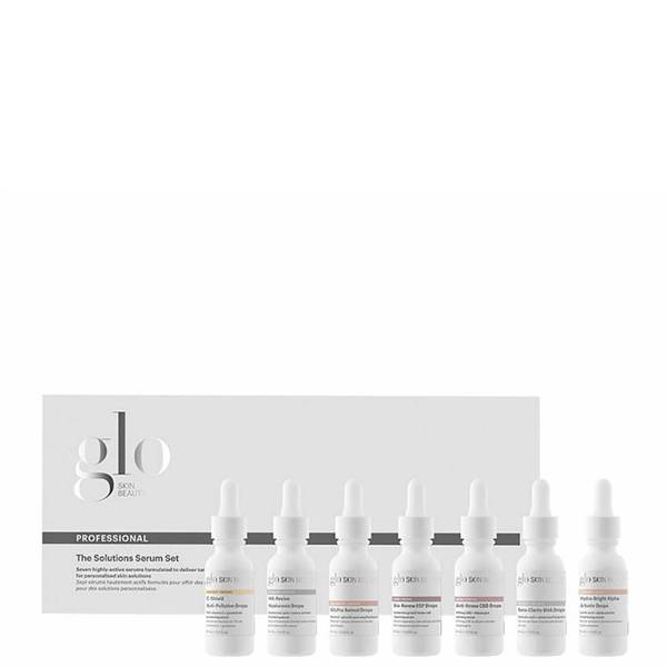 Glo Skin Beauty The Solution Serums Set - $225 Value