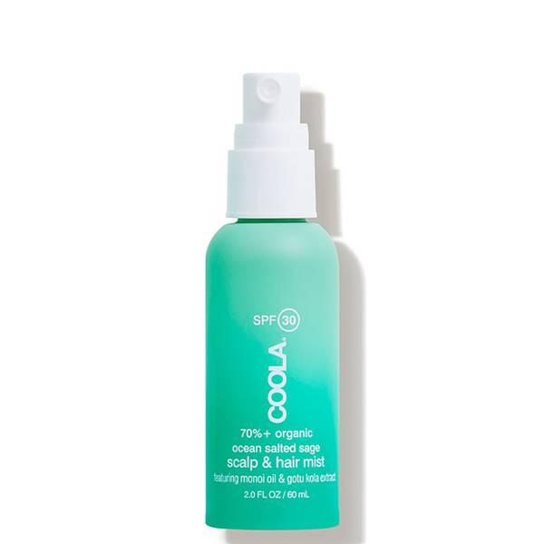COOLA Scalp Hair Mist Organic Sunscreen SPF 30 2 fl. oz.