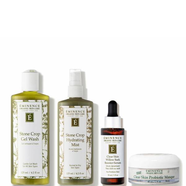 Eminence Organic Skin Care Dermstore Exclusive Earth Day Kit 5 piece ($192 Value)