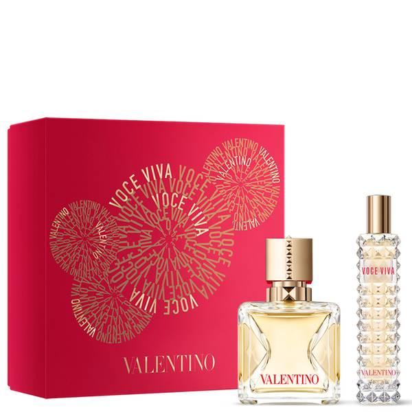 Valentino Voce Viva Eau de Parfum Coffret Cadeau 50ml