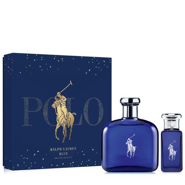 Coffret cadeau Eau de Toilette Ralph Lauren Polo Blue 125ml (d'une valeur de £75.00)