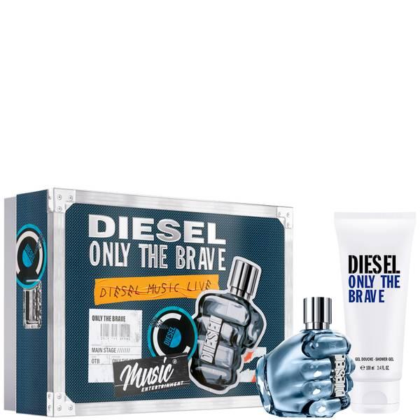 Diesel Only The Brave Eau de Toilette Gift Set 50ml (Vale 50 libras)