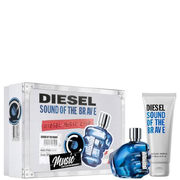 Coffret cadeau de l'eau de toilette Diesel Sound of the Brave 50ml (d'une valeur de 50€)