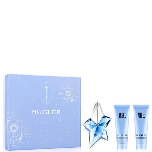 Coffret cadeau Mugler Angel Eau de Parfum 25ml (Valeur £75.00)