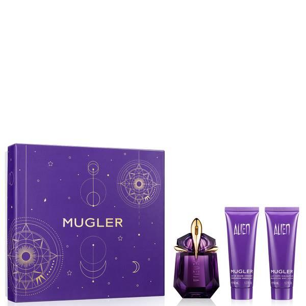 Mugler Alien Eau de Parfum Gift Set 30ml (Worth £74.00)