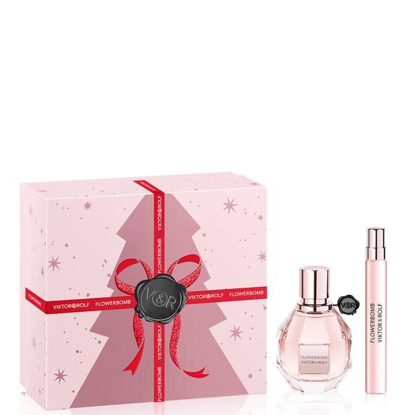 Viktor en Rolf Flowerbomb Eau de Parfum Geschenkset 50ml (ter waarde van €100,00)