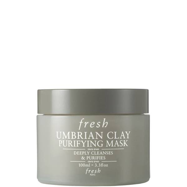 Fresh Umbrian Clay Pore-Purifying Face Mask (Various Sizes)