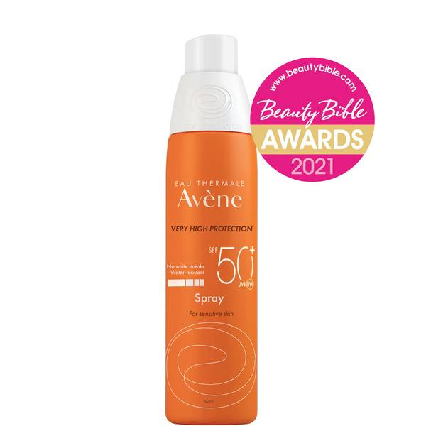 Avène Very High Protection Spray Sun Cream SPF50+ 200ml