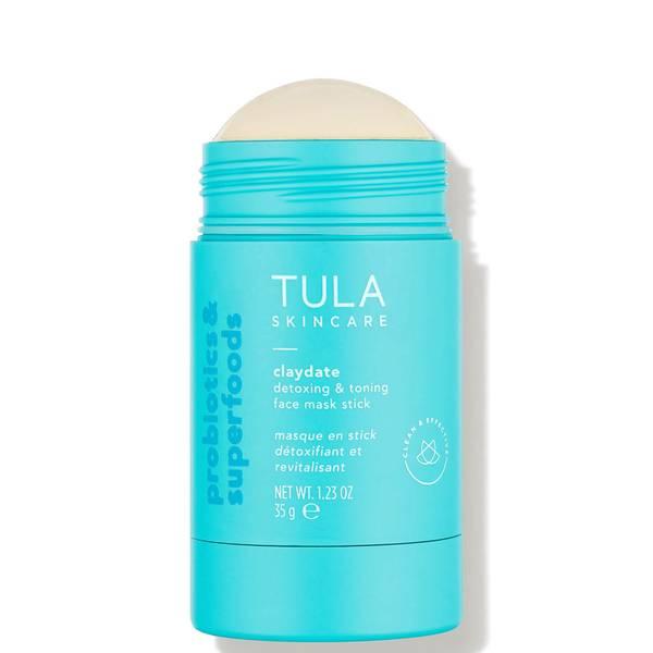 TULA Skincare Claydate Detoxing Toning Face Mask Stick 1.23 oz.