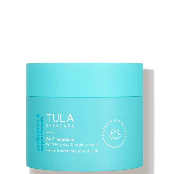 TULA Skincare Supersize 247 Moisture Hydrating Day Night Cream 3.4 oz. - $104 Value