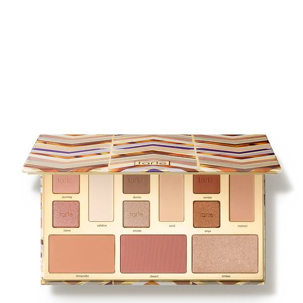 Tarte Cosmetics Cheeky Claymate Amazonian Clay Face Palette 12.9 g. - Light Of My Life Got Me Blushin' Soulmate
