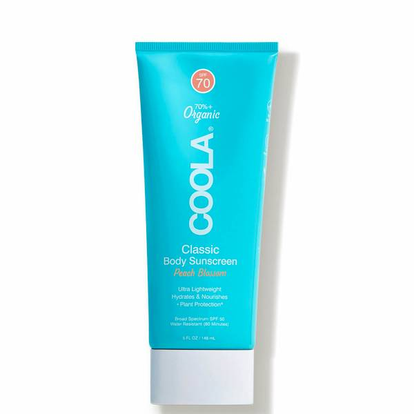 COOLA Classic Body Organic Sunscreen Lotion SPF 70 Peach Blossom 5 fl. oz.