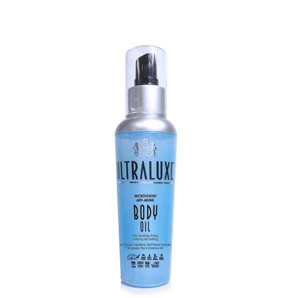 UltraLuxe MicroVenom Anti-Aging Body Oil 4 fl. oz.