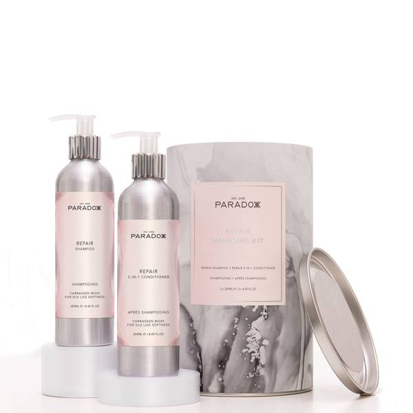 We Are Paradoxx Repair Haircare Kit (Worth £38.00)