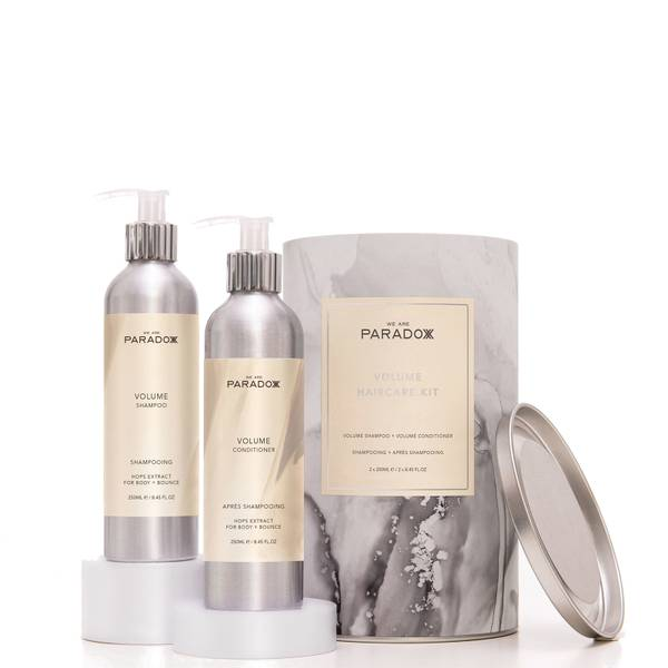 We Are Paradoxx Volume Haircare Kit (Worth £38.00)