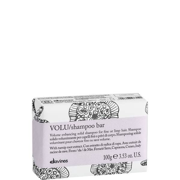 Davines VOLU Shampoo Bar 100g