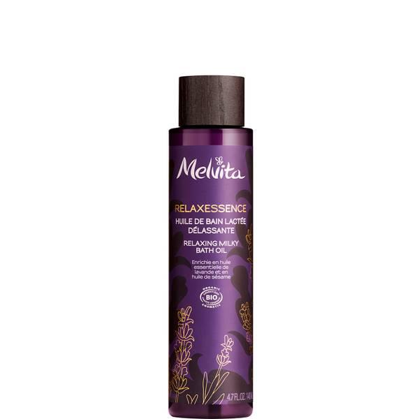 Organic Relaxing Milky Bath Oil 有機香薰紓緩沐浴油