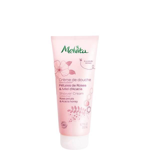 Rose Petals & Acacia Honey Shower Cream 有機玫瑰花瓣槐花蜜沐浴乳