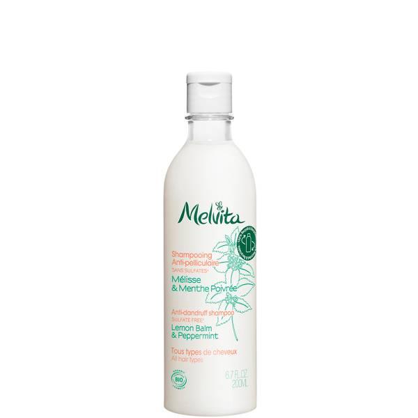 Anti-dandruff shampoo 有機香蜂草薄荷去屑洗髮水