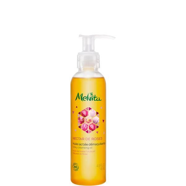 Milky Cleansing Oil 有機玫瑰保濕淨膚油