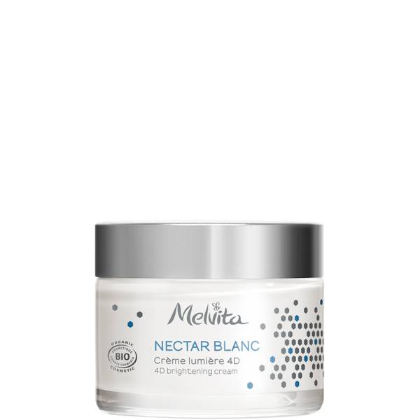 NECTAR BLANC 4D Brightening Cream 有機透白光感面霜