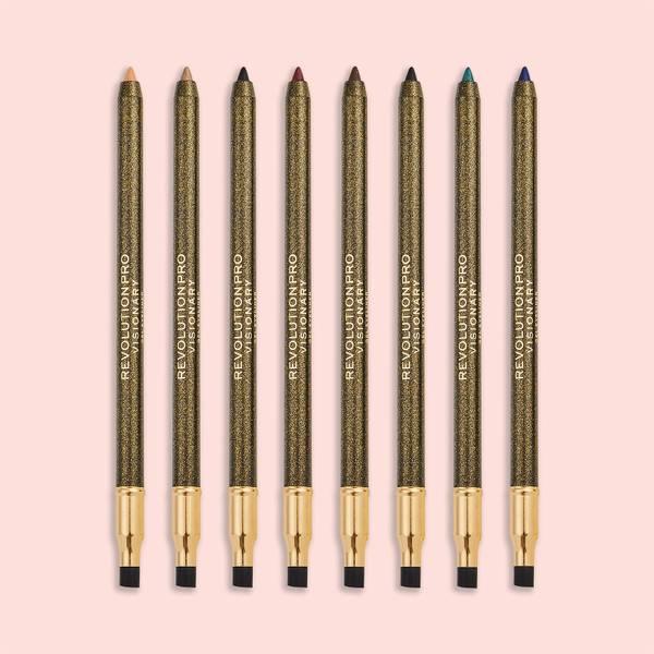 Revolution Pro Visionary Gel Eyeliner Pencil (eri sävyjä)