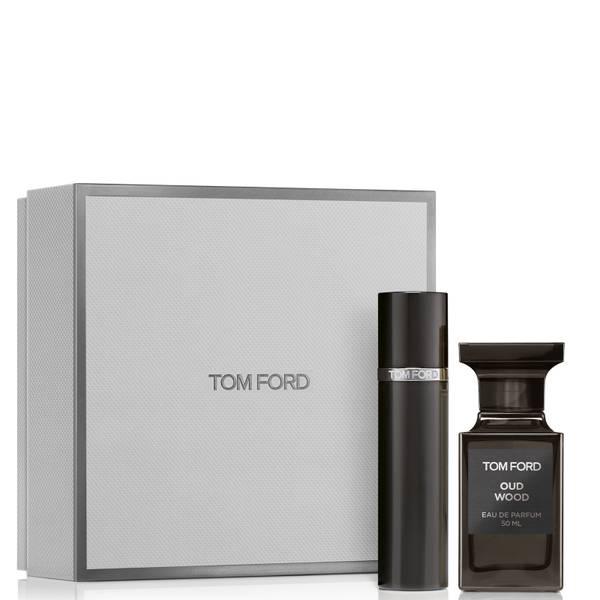Tom Ford Pb Oud Wood 50ml & 10ml Set