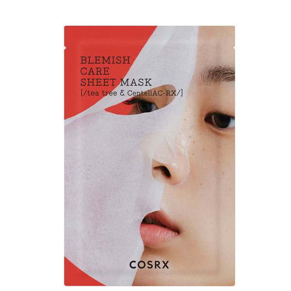 COSRX AC Collection Blemish Care Sheet Mask