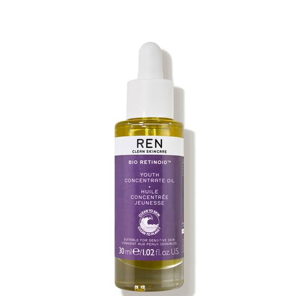 REN Clean Skincare Bio Retinoid Youth Concentrate Oil 30ml