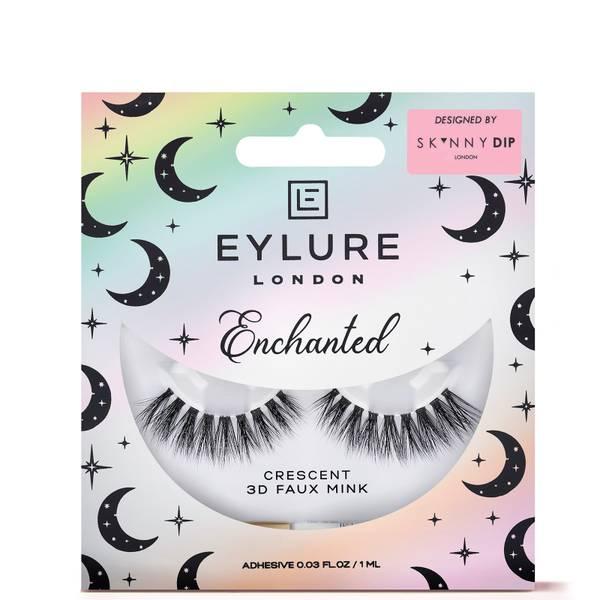 Eylure x Skinnydip Crescent Enchanted Lashes