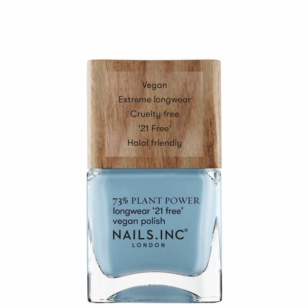 nails inc. Plant Power Nail Varnish (Various Shades)